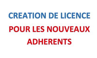 Creation licence 1