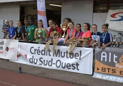 Medaille equipe